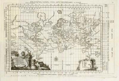 AKONTZ KIUVER, Sdepanos (1740-