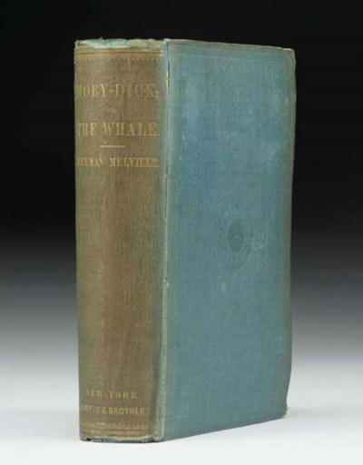 MELVILLE, Herman (1819-91). Mo