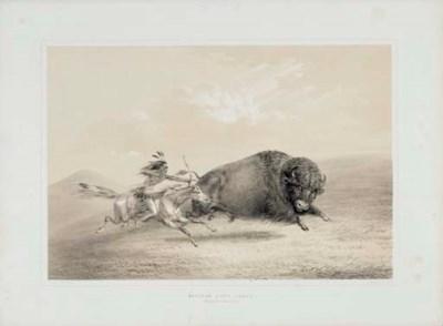 CATLIN, George (1796-1872). No