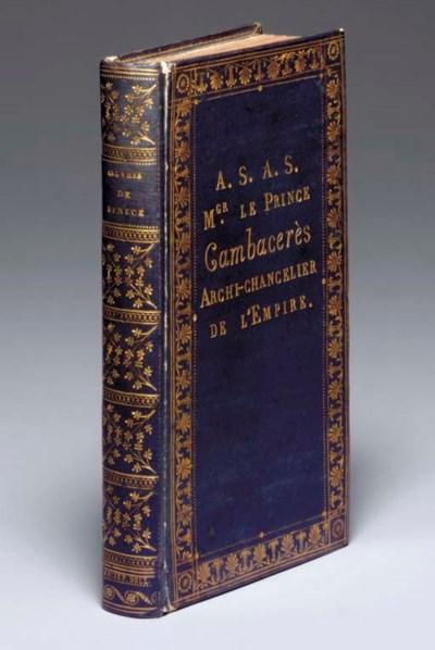 SENECA, Lucius Annaeus  (ca.3