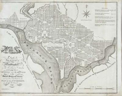 [WASHINGTON, D.C.]. Plan of th