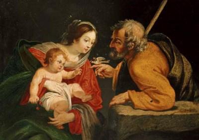 After Simon Vouet, 17th Centur