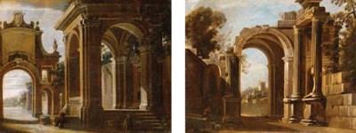 Viviano Codazzi (Milan 1623-16