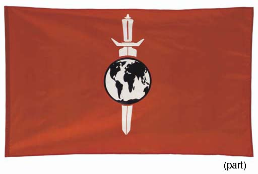 MIRROR UNIVERSE FLAGS