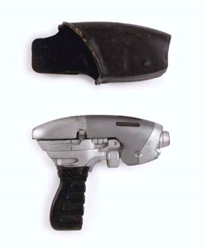 PHASE PISTOL AND HOLSTER