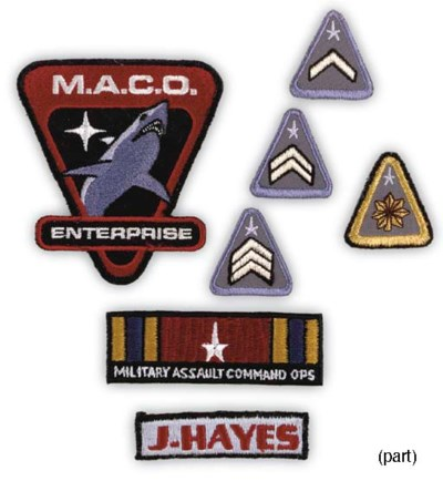 MACO PATCH COLLECTION