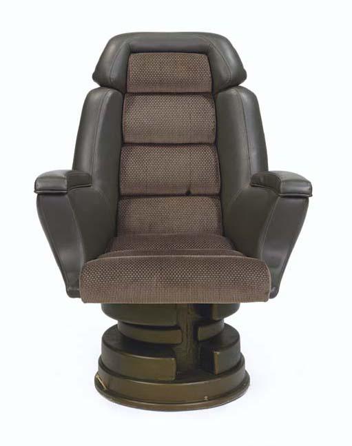 Star Trek Voyager Bridge Command Chair Christie S
