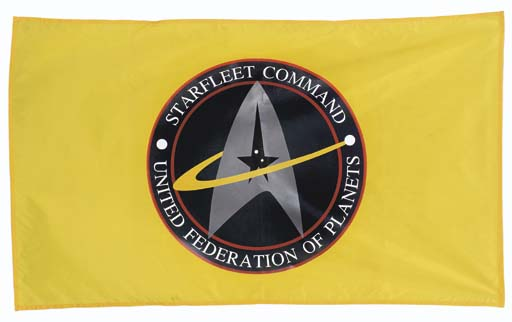 STARFLEET COMMAND FLAG