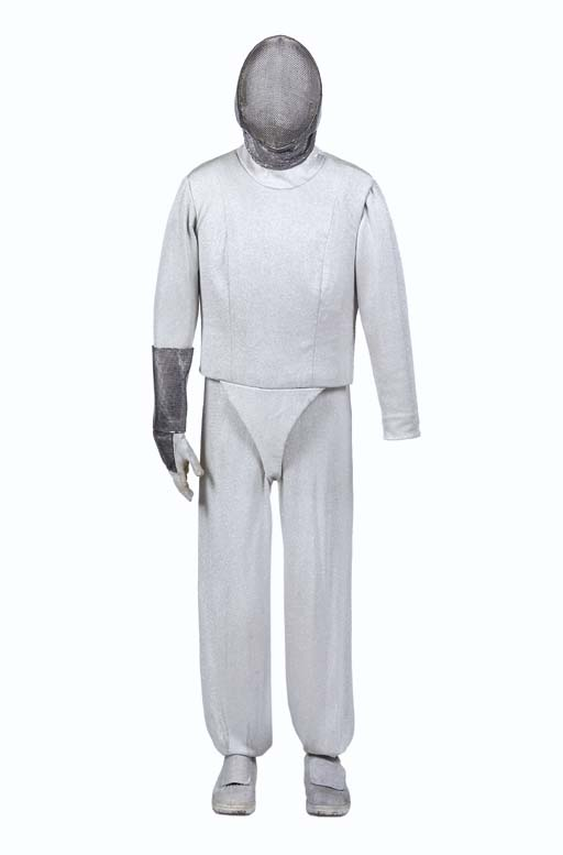 WHOOPI GOLDBERG'S FENCING OUTFIT | Christie's
