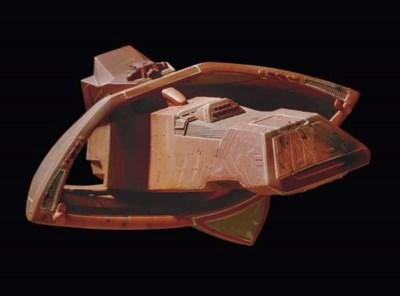 VULCAN STARSHIP MODEL