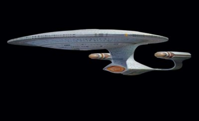 STARSHIP ENTERPRISE-D