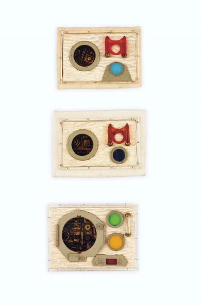 REGULA ONE SCIENTISTS' BADGES