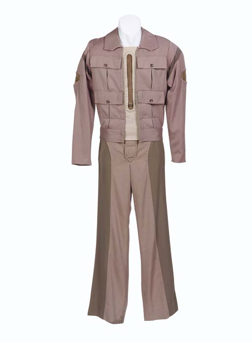 DR. MCCOY'S OUTFIT