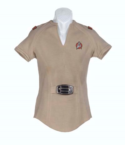 SULU'S CLASS-B UNIFORM SHIRT