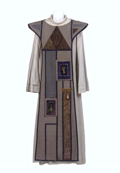 VULCAN PRIEST'S COSTUMES