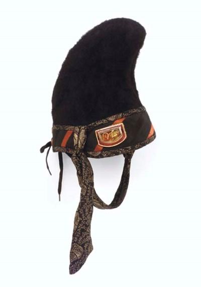 TWO VULCAN HATS