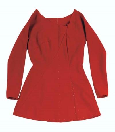 UHURA'S PHASE II UNIFORM DRESS