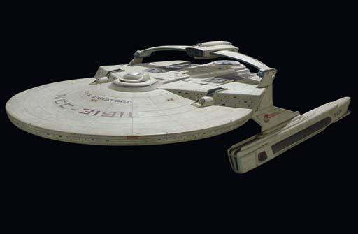 USS RELIANT MODEL