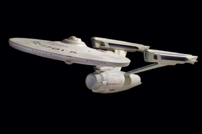 ENTERPRISE-A MODEL AND POWER S