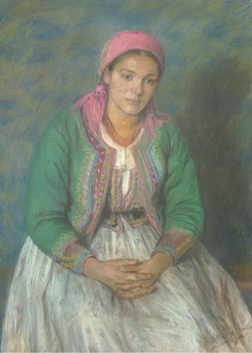 B. Mercese (Polish, Late 19th/