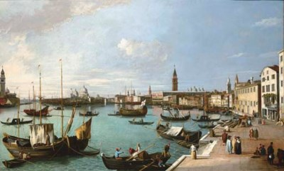 Follower of Canaletto