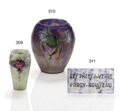 GABRIEL ARGY-ROUSSEAU (1885-19