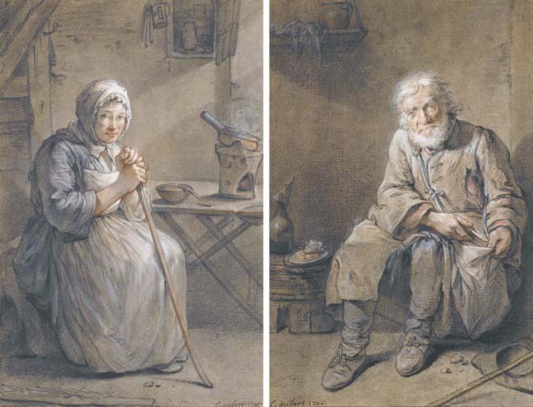 Louis Aubert (actif 1740-1780)