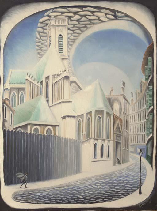 ELIE LASCAUX (1888-1969)