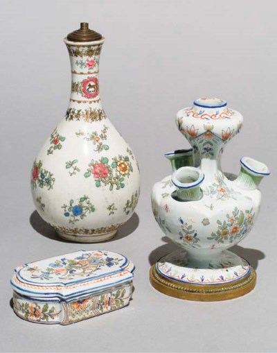 ENSEMBLE EN PORCELAINE