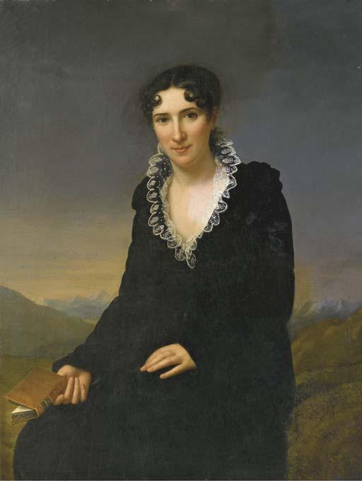 HENRIETTE LORIMIER (PARIS 1775