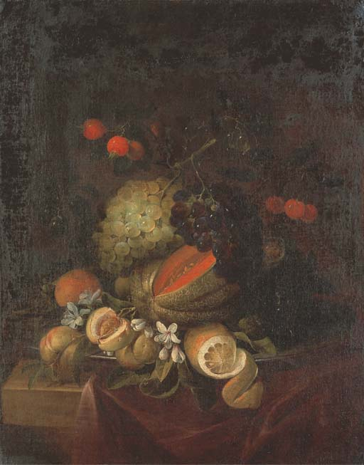 ATTRIBUE A JAN VAN DEN HECKE (