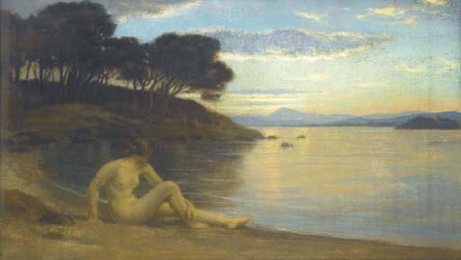 EMILE-RENE MENARD (PARIS 1862