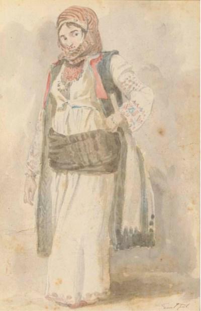 Louise Fauvel, active au 19ème