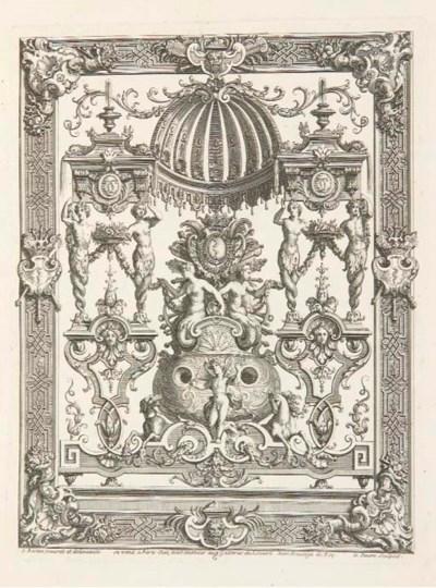 BERAIN, Jean (1630-1711). Orne