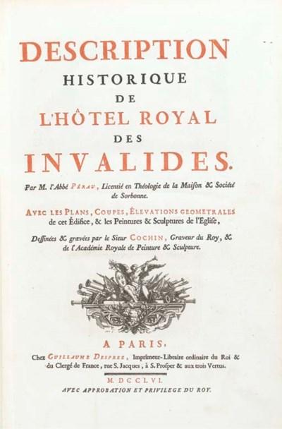 PERAU, Gabriel Louis Calabre (