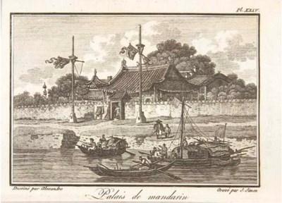 HOLMES, Samuel. Voyage en Chin