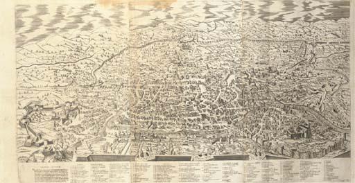 [ROME] -- Ne prorsus Romae.... Venise: 1568.