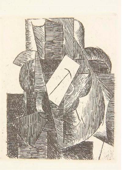 GLEIZES, Albert (1881-1953) an