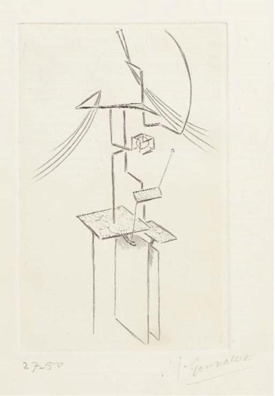 JACOVSKY, Anatole (1908-1975).