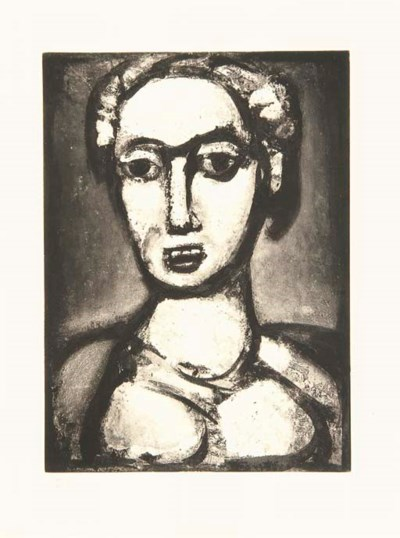 [ROUAULT] -- BAUDELAIRE, Charl