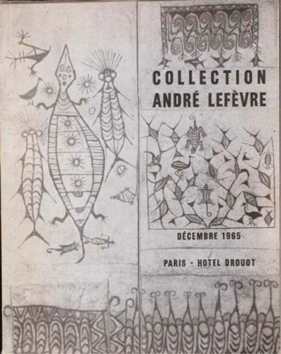 COLLECTION ANDRE LEFEVRE