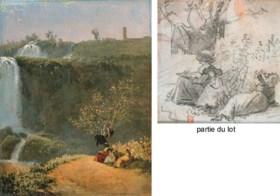 SIMON-JOSEPH-ALEXANDER-CLEMENT DENIS (ANVERS 1755-1813 NAPLE