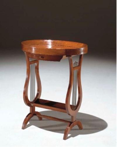 TABLE A OUVRAGES DU XIXEME SIE