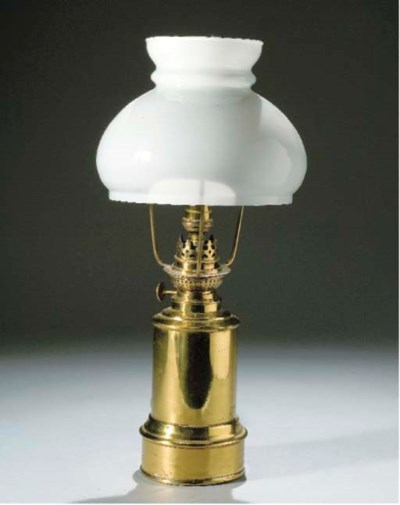 LAMPE TEMPETE