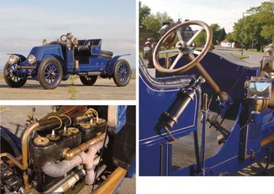 RENAULT TYPE DQ 8½ LITRE 45HP
