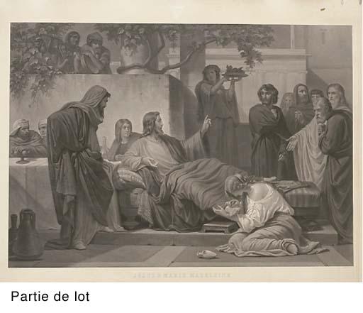 D'APRES FELIX JOSEPH BARRIAS (