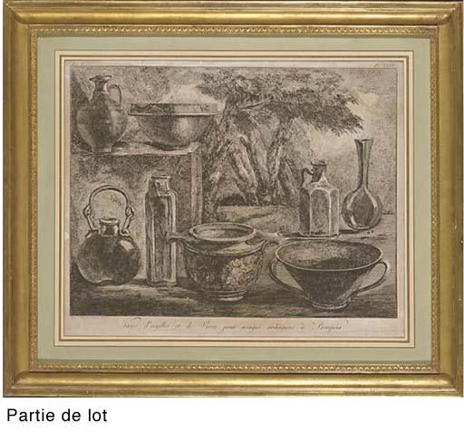 FRANCESCO PIRANESI (1758-1810)