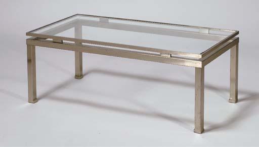 TABLE BASSE DES ANNEES 1950