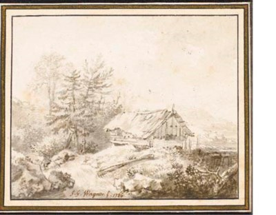 JOHANN GEORG WAGNER (1744-1767