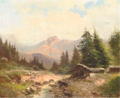 EMILE GODCHAUX (1860-1938)